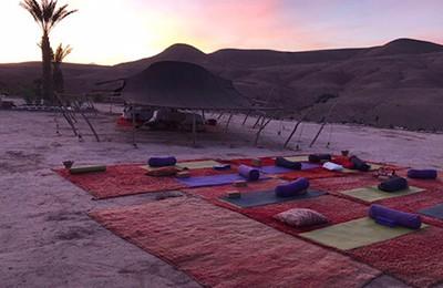 trip yogadreams marokko